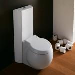 Модерно Казанче за тоалетна Planet - с двойно промиване