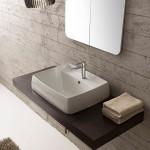 Италианска Мивка за баня Arco 60 с дизайн дълбока ваничка