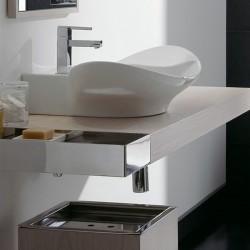 Красива италианска Мивка за баня Zefiro - за плот