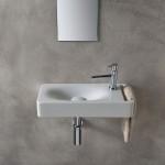 Стилна Мивка за баня Hung за окачване - Scarabeo