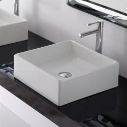 Умивалник за баня Teorema - квадрат 36 см