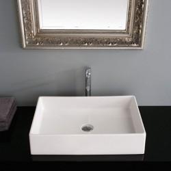 Мивка за баня Teorema 60 см - без отвор за смесител