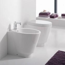 Стилна и модерна Стояща тоалетна Wish 2008 - Scarabeo