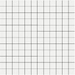 Плочки за баня мозайка – модел Glaciar White Mosaico 2,5x2,5