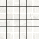 Гранитогрес плочки с размери 29.75 x 29.75 см. Jacquard Ivory Nat. Mosaico
