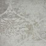 Гранитогрес плочки с размери 59.55 x 59.55 см. Jacquard Grey Natural Damasco