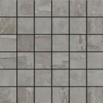 Гранитогрес плочки с размери 29.75 x 29.75 см. Jacquard Grey Nat. Mosaico