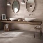 Натурална колекция гранитогрес с мозаечен ефект FLUIDO от Ariana Ceramica (Италия)