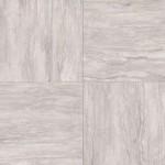 Модерен гранитогрес в сив цвят с ефект на травертин HORIZON GREY от Ariana Ceramica (Италия)