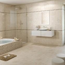 Колекцията гранитогрес за баня C-STONE (Испания)