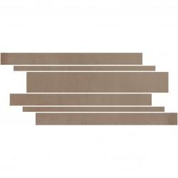 Стенни плочки с шисти ефект в бронзов цвят от Cifre (Испания)