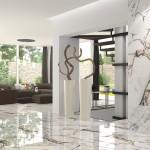 Колекция луксозен гранитогрес за бана – PAONAZZO (Испания)