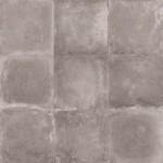 Романтичен гранитогрес в пепеляв цвят с мозаечен ефект BACKSTAGE ASH от Flaviker (Италия)