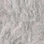 Артистичен гранитогрес в сребрист цвят с мраморен ефект SUPREME-Silver Dream от Flaviker (Италия)