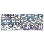 Плочки декори за баня с размери 20 x 50 см. D KEY WEST 1 PERLA A