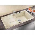 Керамична мивка за кухненски плот BLANCO IDESSA XL 6S