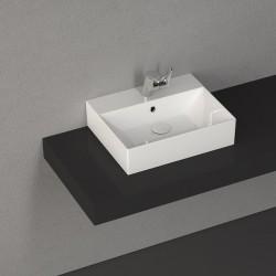 Компактна мивка за баня тип правоъгълна ваничка SISTEMA-Z