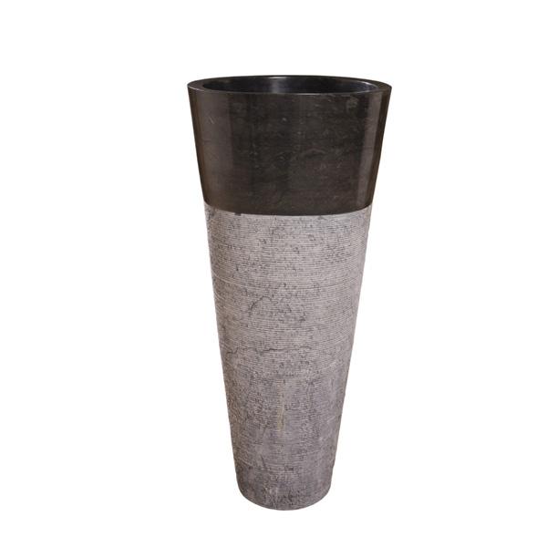 Мивка от гланциран Черен мрамор LAVAMANO MARMOL