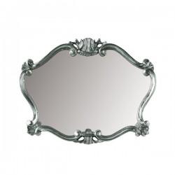 Огледало за баня с изящна рамка