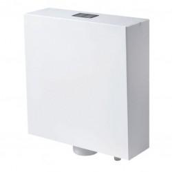 Тоалетно казанче от PVC - странично водоподаване
