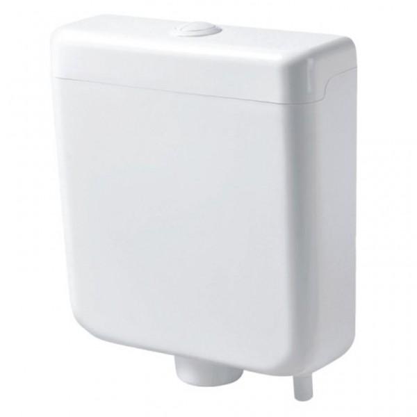 Стилно Тоалетно PVC казанче - странично водоподаване
