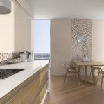 Идеални плочки за баня и уелнес Canova от Unicer Ceramica (Испания)