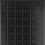 Decor Black and White Negro 6 -плочки за стена