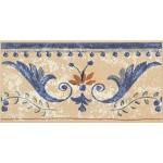 Cenefa Manises - фриз за баня