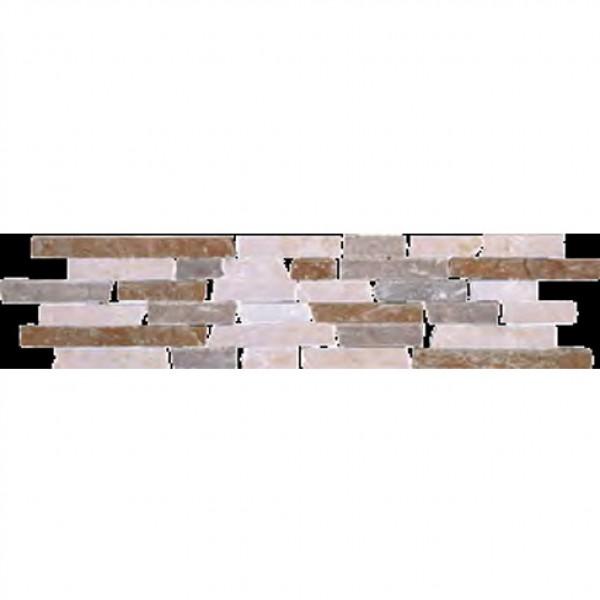 Бежов гранитогрес пачуърк ефект камък от Асизи – Pietra D'assisi Ocra Art 30862