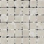 Гранитогрес бяла мозайка камък от Асизи – Pietra d'Assisi Bianco 69193