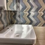 Внушаващи плочки за модерна баня Ravena от EGE SERAMIK (Турция)