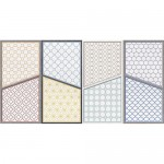Гранитогресни плочки тупе с орнаменти –  Ornato Austral Mix
