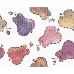 Стенни декоративни плочки с цветни круши – Vives Dodda