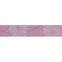 Фриз за баня лилав декор – Cenefa Jade Cherry