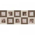 Фаянсови плочки за баня декор – Decor Beauty Brown