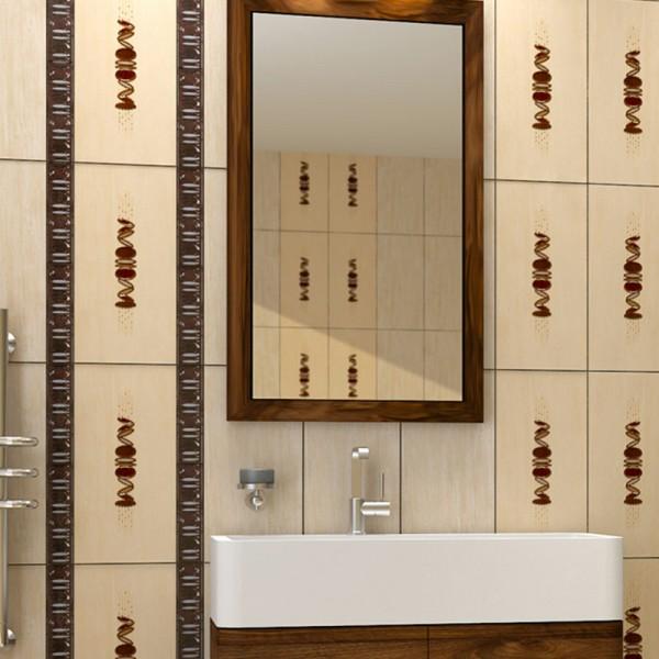 Артистични плочки за баня Сориа от Aparici (Испания)