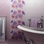 Стилна колекция испански плочки за баня Mosaico от KEROS (Испания)
