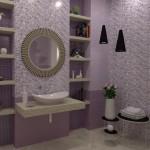 Елегантен набор плочки за баня Tagore Vandal от Vives (Испания)