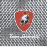 Стилни плочки декор с размери 15 x 15 ; 22.5 x 22.5 см. Lamborghini Tiles Suzuka Logo