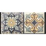 Стенни плочки за баня 10x20 см Antique Monopole Ceramica