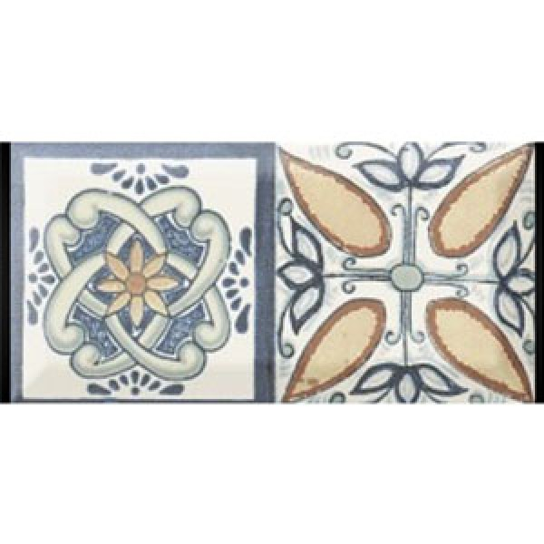 Стенни плочки за баня 10x20 см Antique 4 Monopole Ceramica
