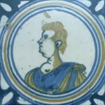 Стенни плочки за баня 10x20 см Antique 10 Monopole Ceramica