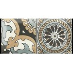 Стенни плочки за баня 10x20 см Antique 11 Monopole Ceramica
