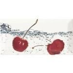 Плочки за баня/кухня 10x20 см Aqua Cherry Monopole Ceramica