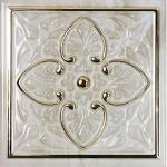 Плочки за баня 15x15 см Armonia Petra Gold A Monopole Ceramica