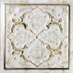 Плочки за баня 15x15 см Armonia Petra Gold C Monopole Ceramica
