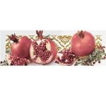 Плочки за кухня 10x30 см Tutti Frutti Melagrana Monopole Ceramica
