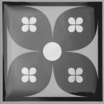 Плочки за баня 15x15 см Etna Platinum 1 Monopole Ceramica