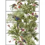 Плочки с флора и фауна комплект Conjunto Robinson B