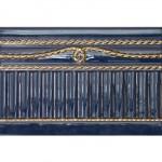 Фриз за баня син цвят цокъл – Zocalo Rumbo Aqua